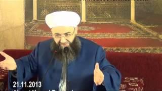21.11.2013 Tarihli Ahmet Yesevi Derneği Sohbeti  – Cübbeli Ahmet Hocaefendi