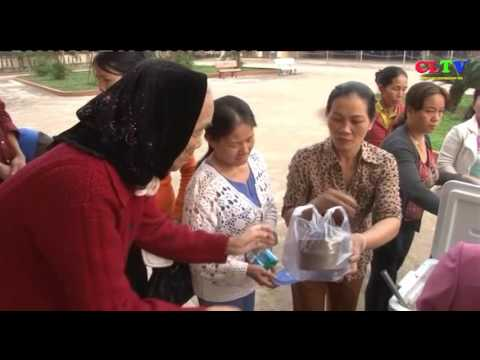 Việc làm nghĩa tình ở Hôi LHPN thị trấn Cam Lộ