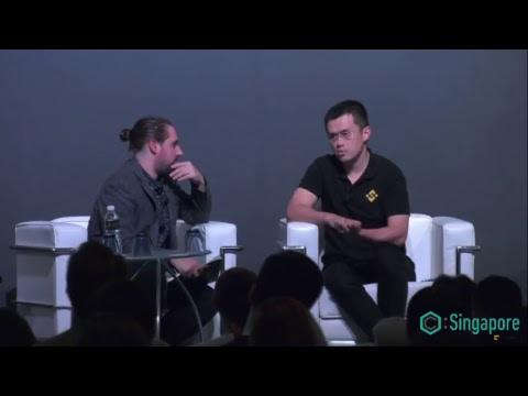Consensus: Singapore 2018 - Live Stream video