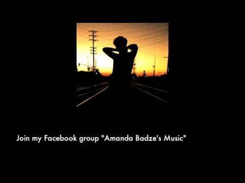 Amanda Badze- Must be The Rain