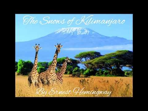 The Snows of Kilimanjaro by Ernest Hemingway (Audiobook)
