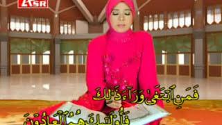 WAFIQ AZIZAH - SURAT  AL  MU'MINUN