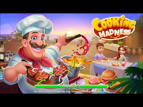 Level 61-70 Cooking Madness - A Chef's Restaurant Games ( 3 Stars Only (Hard))