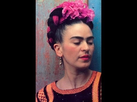 0 DIY Frida Kahlo Hairdo