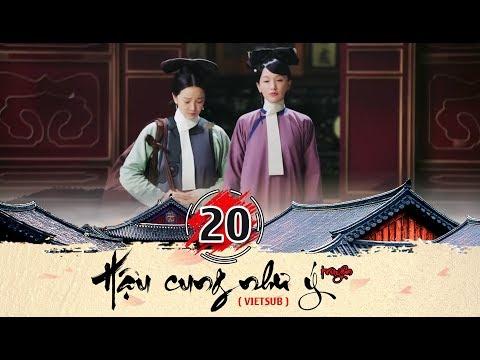 Hậu cung Như Ý Truyện - Tập 20 FULL  (vietsub) | Phim Cung Đấu Trung Quốc đặc sắc 2018 - Thời lượng: 44:02.