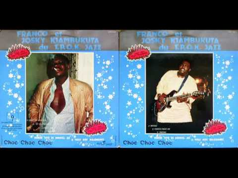 Missile (Josky) - Franco & Josky Kiambukuta du TPOK Jazz 1983