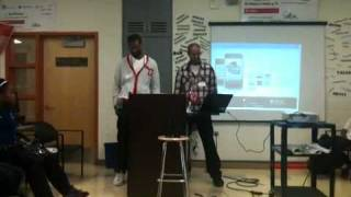 The SoleSearch team got the chance to speak with the business students ad Brooks College Prep..take a gander!