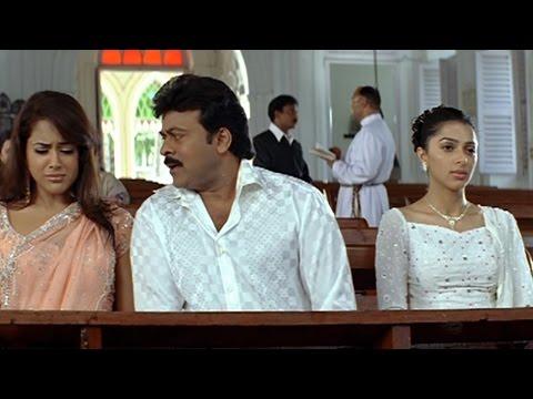 Jai Chiranjeeva Movie || Sameera Reddy And Bhumika Chawla Comedy Scenes || Back To Back