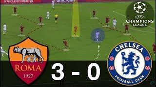 Video How Roma Destroyed Chelsea | AS Roma-Chelsea Analysis MP3, 3GP, MP4, WEBM, AVI, FLV Februari 2018