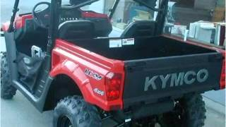 2. 2014 KYMCO UXV 500 4X4 Side X Side New Cars Orofino ID