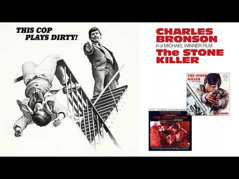 The Stone Killer ultimate soundtrack suite - Roy Budd