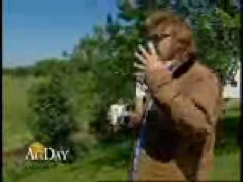 AgDay: Comedian Drew Hastings Talks Farming (1 of 2)
