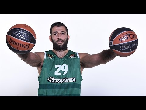 Turkish Airlines EuroLeague Round 19 MVP: Ioannis Bourousis, Panathinaikos Superfoods Athens