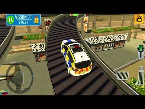 Çocuklar için Direksiyonlu Araba Oyunu #4 - Multi Floor Garage Driver Android Gameplay FHD