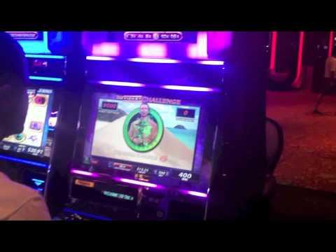 Las Vegas Amazing Race Slots