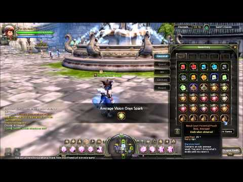 Dragon Nest easy money with epic sparks