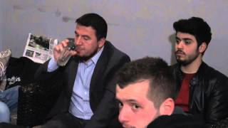 54. Takim Javor me Hoxhë Rafet Zaimi (06. Prill 2015) - Iniciativa VEPRO