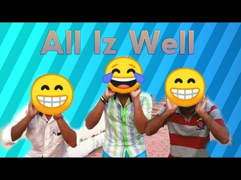 All Izz Well FUNNY VIDEO SONG [Full HD Song] 3 Idiots MOVIES: HORNBILL EXCLUSIVE PRESENT