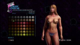 saints row 4 how to be COMPLETELY NAKED