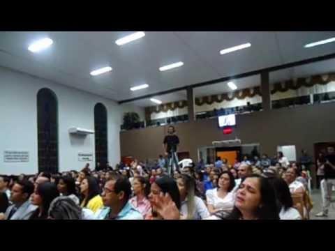 Irmãs Andrads RESSURREIÇÃO Congresso CONADVEC Assembléia de Deus em Catalão GO