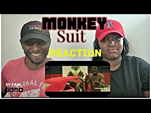 Bruno Mali - Monkey Suit ft Rick Ross [Official music Video]  Reaction