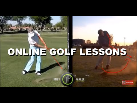 Sample Golf Lesson | Sit Into Impact for Passive Hands