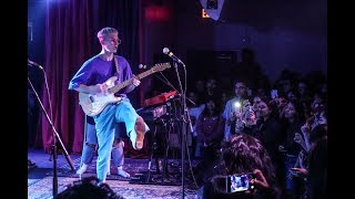 Gus Dapperton - Im Just Snacking - LIVE