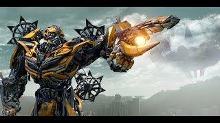 Transformers 5 The Last Knight 2017 Final Battle Autobots VS Decepticons HD 1080p Movie Clip