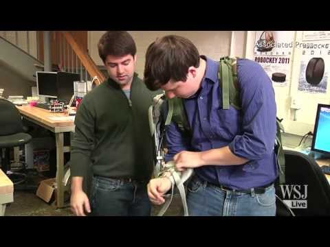 help - A student-designed robotic arm from the University of Pennsylvania has the potential to prevent injuries in workers whose jobs require repetitive heavy lifti...