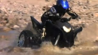 1. 2009 Honda TRX700XX ATV Test