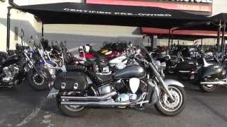 10. 059129 - 2004 Yamaha V-Star 1100 - Used Motorcycle For Sale