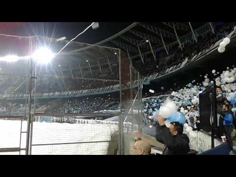 Recibimiento Racing vs DIM Copa Sudamericana 2017 RACING 3 DIM 1 - La Guardia Imperial - Racing Club