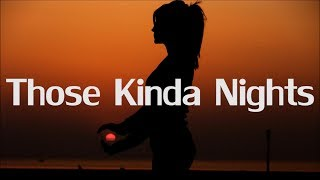 Eminem - Those Kinda Nights (Lyrics) ft. Ed Sheeran