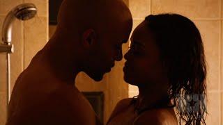 "Boris Kodjoe, William Levy & Tyson Beckford Dish on their Steamy Sex Scenes in ""Addicted"""