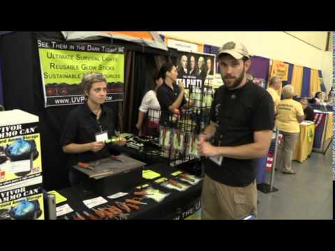 Mountain Prepper Expo film coverage by 7 Trumpets Prepper (May 17-18, 2014) Part:1
