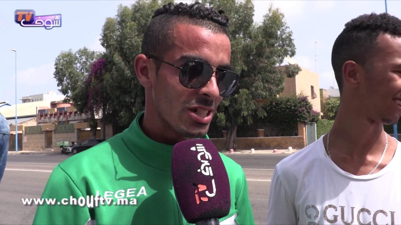 شكون هو اللاعب اللي خلاك تعشق كرة القدم؟سمعو أجوبة المغاربة المثيرة | نسولو الناس
