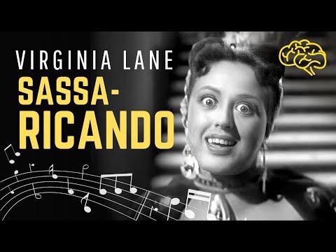 Virgínia Lane canta