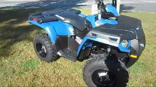 8. 2013 Polaris Sportsman 400
