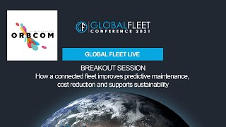 How a connected fleet improves predictive maintenance, cost reduction & sustainability