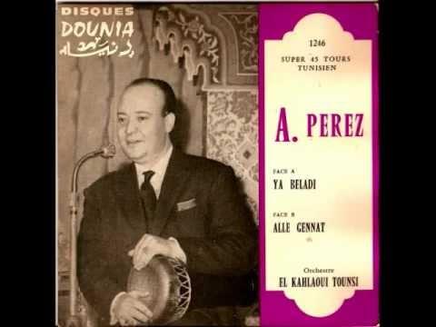 "Albert Perez - ""Ya Beladi"""