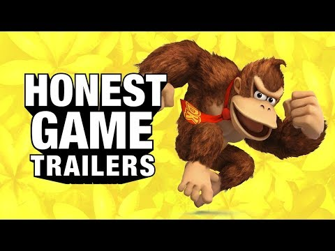 Honest Game Trailers Donkey Kong