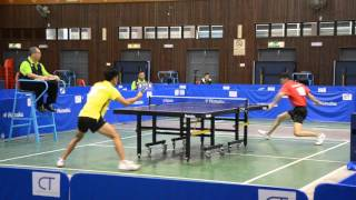 Mentakab Malaysia  city photo : Asraf Haiqal vs Leong Chee Feng 2015 Mentakab Malaysia Final DSC 2300 Man final 3 of 6