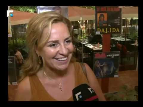 لجنة مهرجانات بيبلوس الدولية تكرم الفنانة الراحلة داليدا