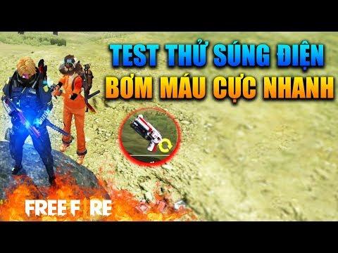 [Garena Free Fire] TEST Súng Điện OB13 | Sỹ Kẹo - Thời lượng: 14 phút.