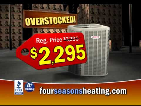 Spring 2011 - Four Seasons Heating & Air Conditioning (видео)