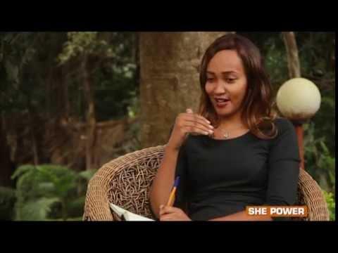SHE POWER WITH NELLY MILYA: SARAH OBAMA. PART 1