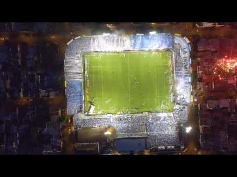 Recibimiento Atlético - Boca - La Inimitable - Atlético Tucumán