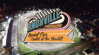 Knoxville Raceway Sprint Car Capital Of The World