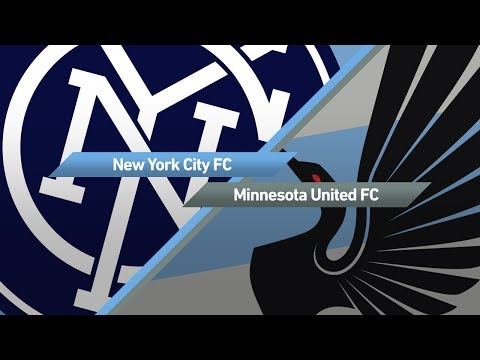 Highlights: New York City FC vs. Minnesota United FC | June 29, 2017