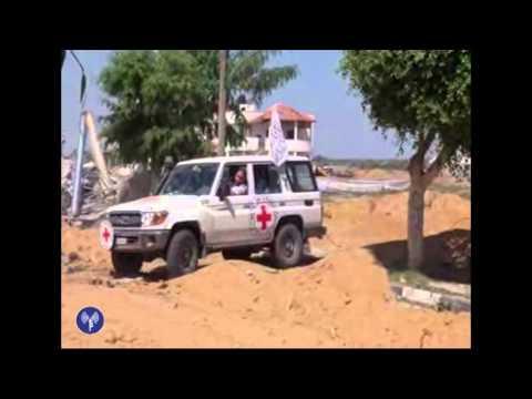 Tsahal facilite le déplacement des ambulances à Gaza